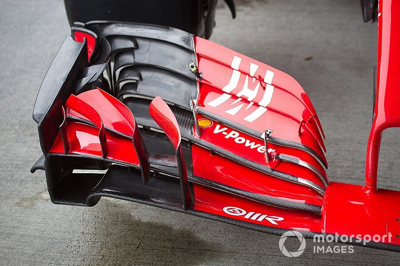 Analisis teknis: Inovasi terbaru F1 dari GP Jepang