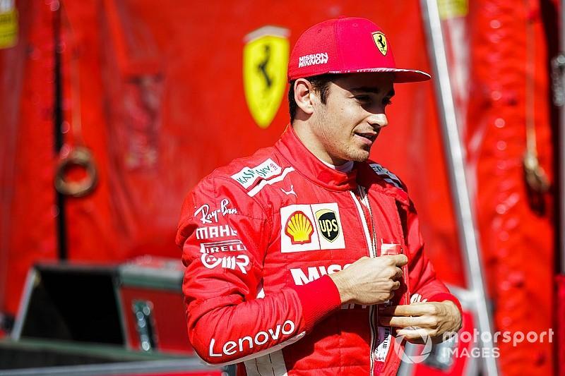 Vettel berharap tak ada drama dengan Leclerc