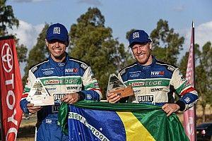 Dupla do Brasil vence etapa do sul-africano de rali cross country