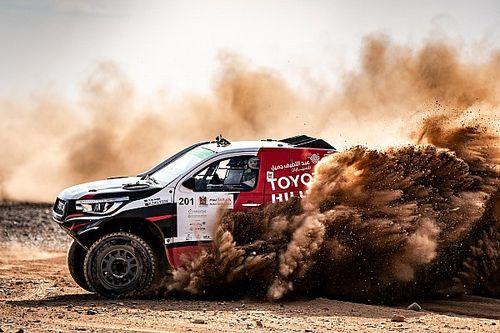 يزيد الراجحي يفوز بلقب رالي الرياض 2019 على متن سيارة تويوتا