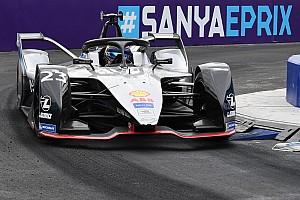 Fotostrecke: Die Schweizer Buemi und Mortara beim Sanya E-Prix in der Formel E