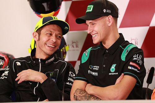 """Fabio Quartararo: """"Je suivais le MotoGP pour Rossi, aujourd'hui, c'est Marquez le meilleur"""""""""""