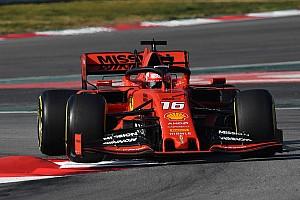 Відео: Від боліда Ferrari відвалився сенсор на тестах Ф1