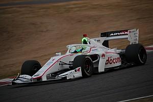 Los equipos de la Súper Fórmula de Japón salen a la pista con el nuevo coche