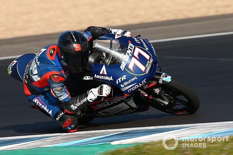 Moto3 Katar 3. antrenman: Perez lider, Can 11.