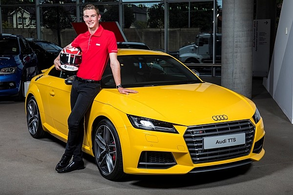 GT Aussie to make Audi TT Cup debut