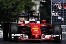 European Grand Prix – Second row for Vettel and Raikkonen