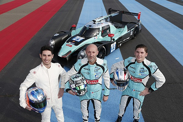 Paul-Loup Chatin nuovo pilota del team Panis-Barthez Competition