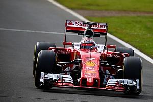Formula 1 Testing report Raikkonen beats Ocon as Silverstone F1 test ends