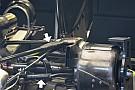 Mercedes: ecco i bracci della sospensione posteriore rinforzati