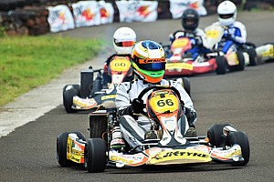 Kart Breaking news Donison, Sharma and Ali win National Karting Championship