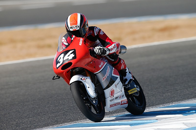 Awal yang baik untuk Gilang dan Dimas di CEV Jerez
