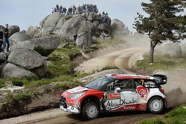 WRC Portugal: Meeke dekati kemenangan, Mikkelsen naik ke posisi kedua