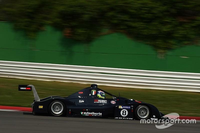 Davide Uboldi torna alla vittoria in Gara 1 a Misano