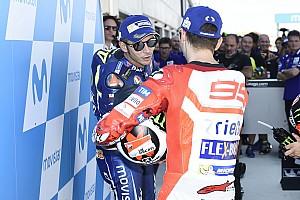 """Rossi comenta situação difícil de Lorenzo: """"passei por isso"""""""