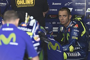 La respuesta de Rossi a Pedrosa: