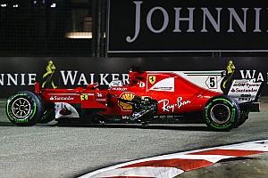 Formula 1 Analisi Ferrari: il crash di Singapore quanto si paga sul motore 3 di Vettel?