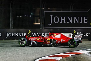 Ferrari discovers Vettel's Singapore engine still useable