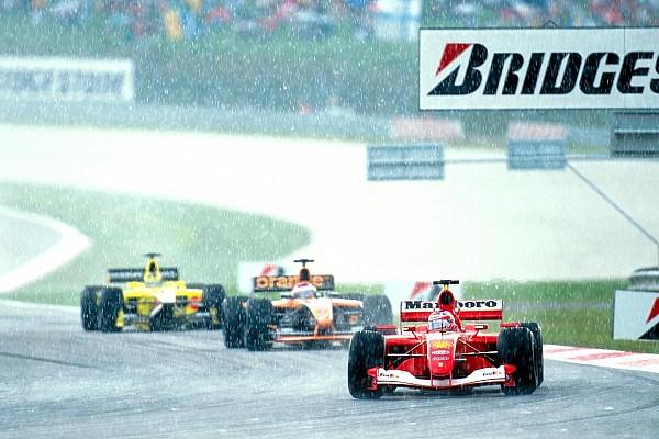 Formule 1 Actualités La F1 va diffuser en intégralité un GP de Malaisie historique
