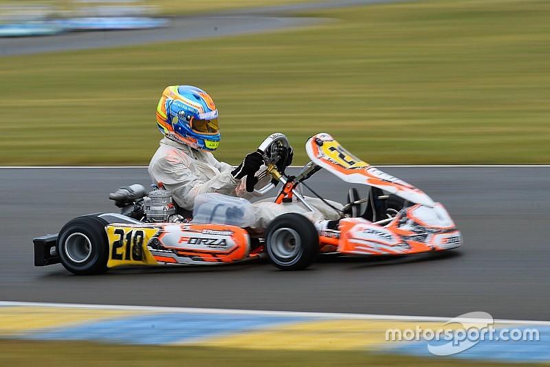 kart Britons Keirle, Patterson become 2017 karting world champions kart