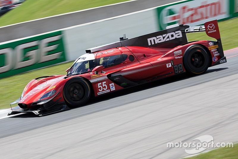 Joest ekibi 2018 IMSA sezonu için Mazda ile güçlerini birleştirdi
