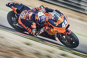 MotoGP Noticias Oliveira debuta con una MotoGP en el test de KTM