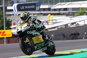 Moto2 Qualifying report Moto2 Perancis: Pecahkan rekor sendiri, Luthi start terdepan