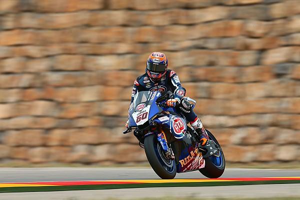 MotoGP ヤマハ、アラゴンGPでのロッシ代役はファン・デル・マークと発表