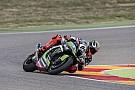 WSBK Assen, Libere 1: doppietta Kawasaki con Sykes e Rea, ma la Ducati è vicina