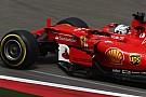 """Vettel """"bermain aman"""" di tikungan terakhir saat Q3"""