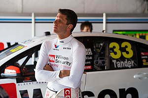 Supercars Practice report Perth Supercars: Tander sets early practice pace