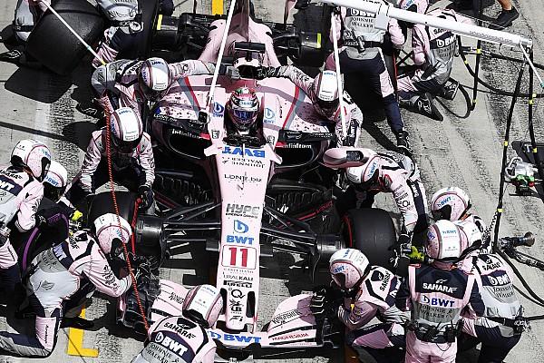 Force India denkt met meer personeel naar top-drie toe te kunnen kruipen