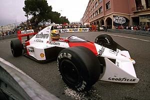 10 momentos inolvidables de Ayrton Senna
