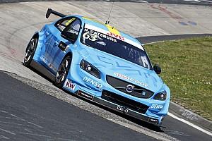 WTCC Practice report Nurburgring WTCC: Catsburg breaks lap record in FP2