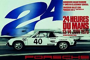 Le Mans Artículo especial GALERÍA: Los 20 carteles de Porsche para celebrar sus victorias en Le Mans