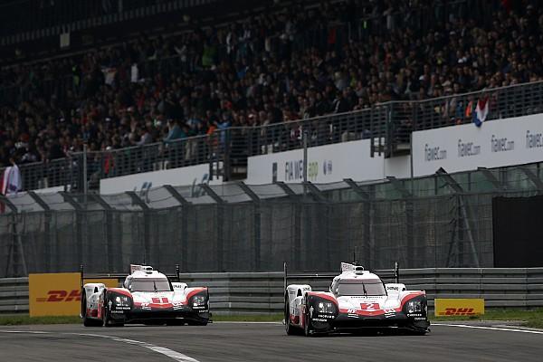 WEC Reporte de la carrera Porsche logra el doblete en las 6h de Nurburgring