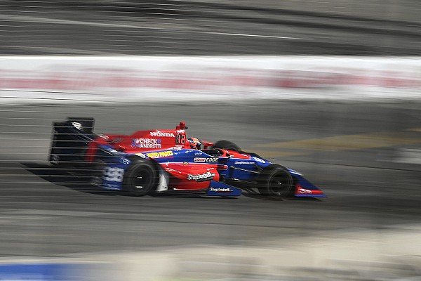 IndyCar Rossi: Runner-up finish marks Toronto as