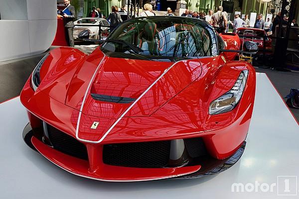 Auto Actualités Tour Auto 2017 : Ferrari à la fête