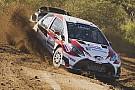 WRC 【WRC】アルゼンチン3日目:エバンス首位、ラトバラはトップ5圏内へ