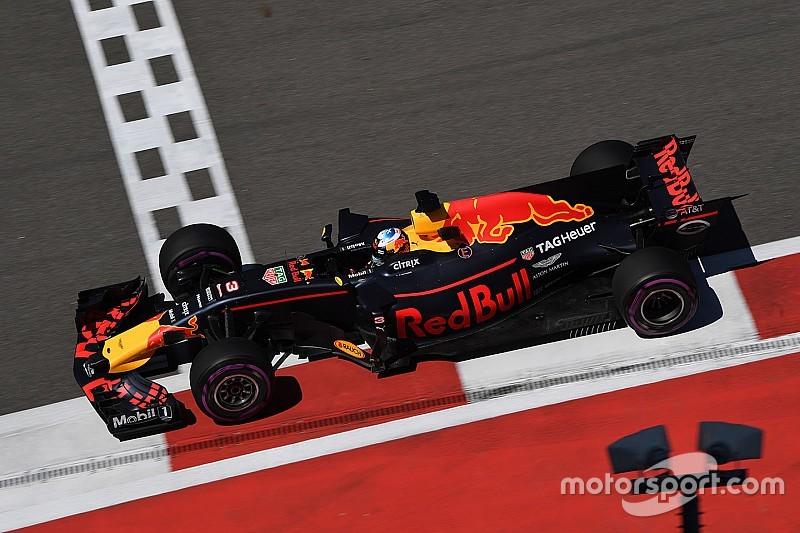 Daniel Ricciardo prefiere la P5 que ver su tiempo