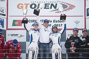 GT Open Rennbericht GT Open Portugal: Auftakt mit einem Schweizer Sieg
