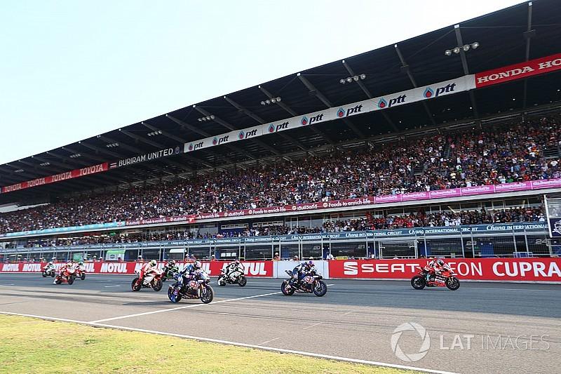 Министерство спорта Таиланда объявило дату дебютной гонки MotoGP