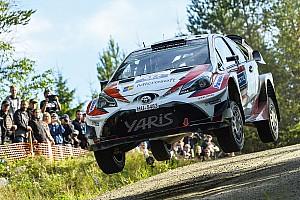 WRC Laporan leg WRC Finlandia: Lappi pimpin Suninen jelang hari terakhir