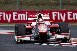 FIA F2 Qualifying report Hungary F2: Leclerc breaks record for consecutive poles