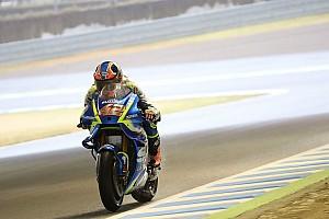 MotoGP Breaking news Suzuki uji coba fairing 'kumis' baru di Motegi