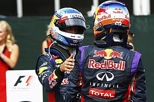 Ricciardo: Vettel akkor is fair volt, amikor legyőztem őt