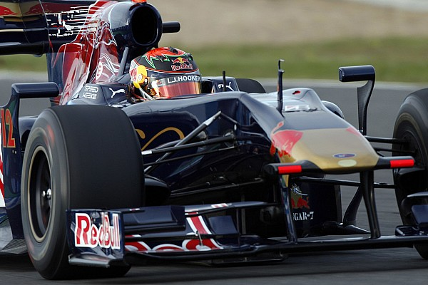 Formula 1 How Red Bull's reject earned his shock F1 chance