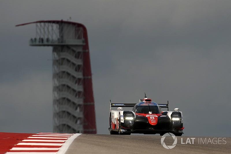 Toyota tast in het duister over slechte kwalificatie Austin