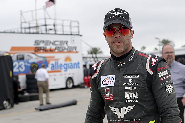 NASCAR XFINITY Anthony Kumpen returns to the NASCAR Xfinity Series at Mid-Ohio