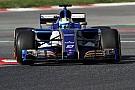 Formule 1 Photos - La Sauber C36 pour la première fois en piste!